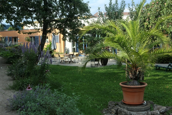 Hospiz Bad Berka Garten