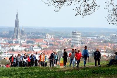 Nordic-Walking-Gruppe